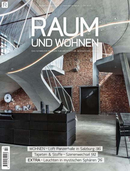 Raum und Wohnen October 17, 2019 00:00