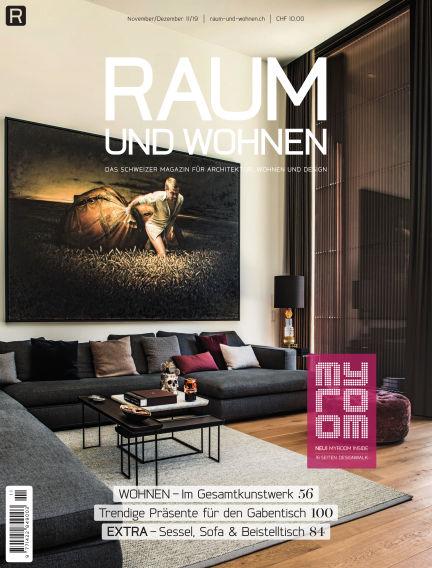 Raum und Wohnen November 14, 2019 00:00