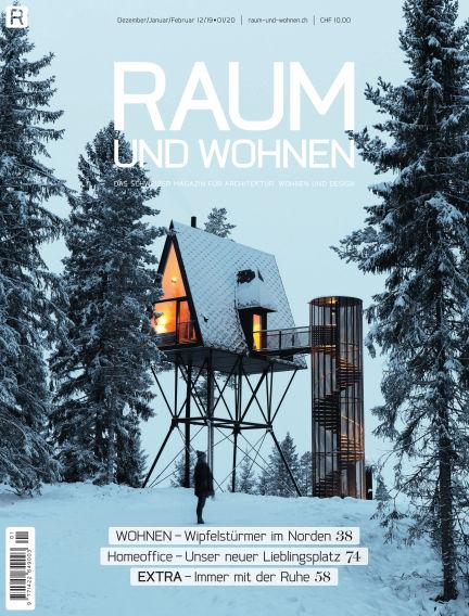 Raum und Wohnen December 19, 2019 00:00