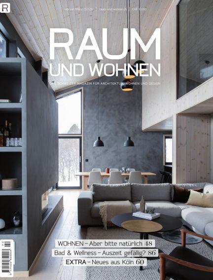 Raum und Wohnen February 13, 2020 00:00
