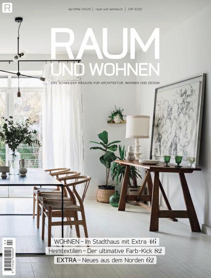 Raum und Wohnen April 16, 2020 00:00
