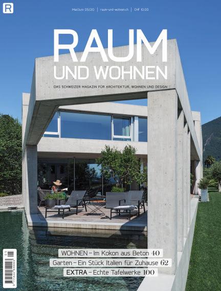 Raum und Wohnen May 21, 2020 00:00