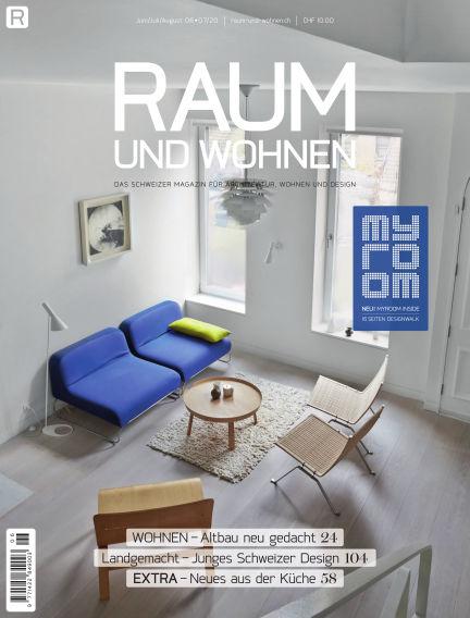 Raum und Wohnen June 25, 2020 00:00