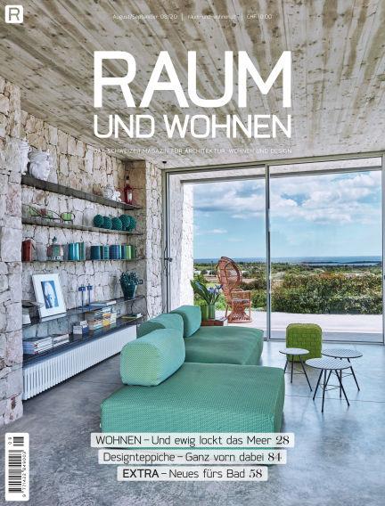 Raum und Wohnen August 20, 2020 00:00