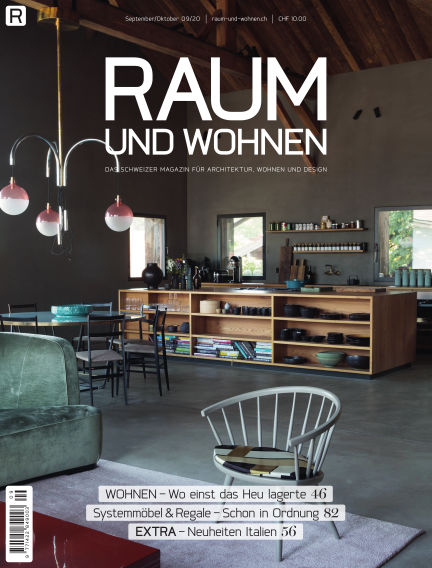 Raum und Wohnen September 17, 2020 00:00