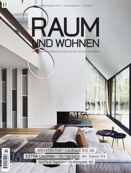 Raum und Wohnen October 15, 2020 00:00