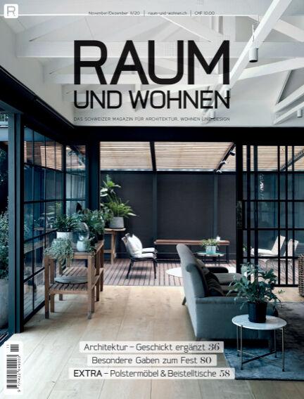 Raum und Wohnen November 12, 2020 00:00