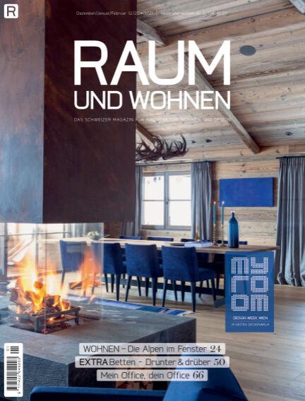 Raum und Wohnen December 17, 2020 00:00