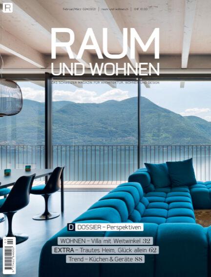 Raum und Wohnen February 18, 2021 00:00