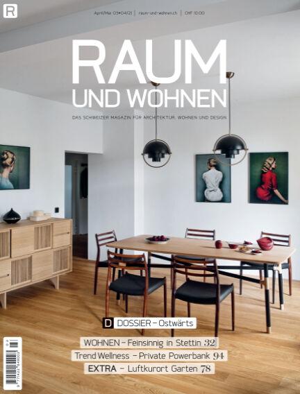 Raum und Wohnen March 25, 2021 00:00
