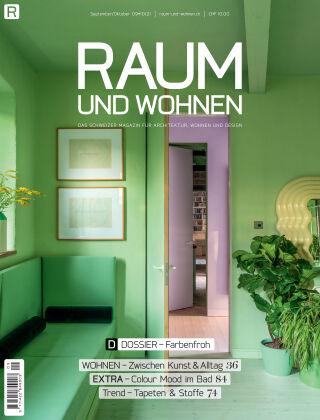 Raum und Wohnen 9•10/21
