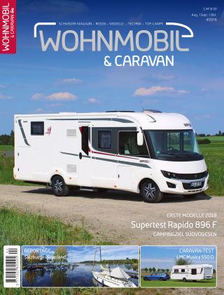 Wohnmobil & Caravan 4/18