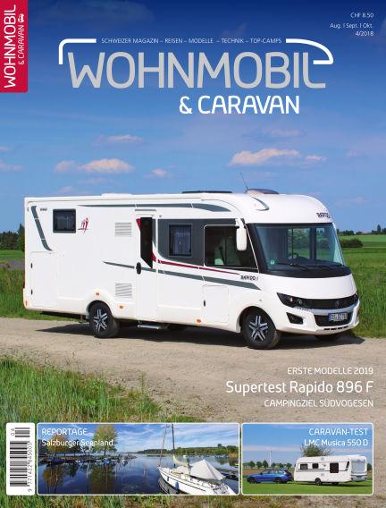 Wohnmobil & Caravan August 09, 2018 00:00