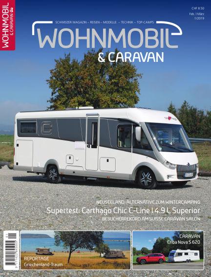 Wohnmobil & Caravan February 07, 2019 00:00
