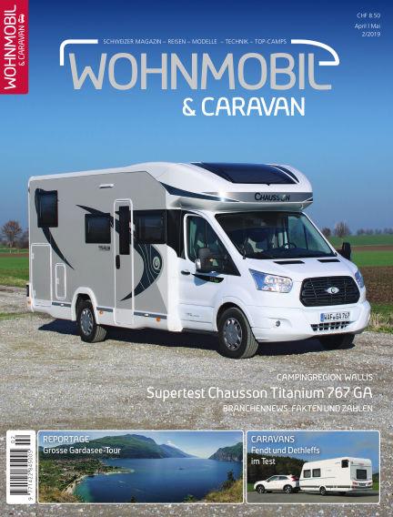 Wohnmobil & Caravan April 11, 2019 00:00