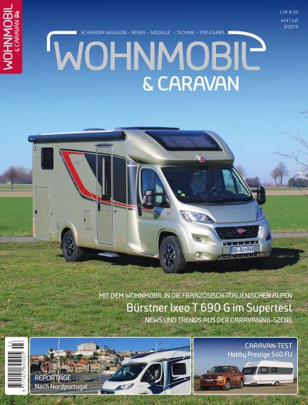 Wohnmobil & Caravan June 06, 2019 00:00