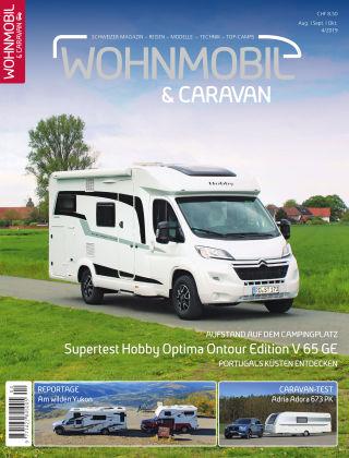 Wohnmobil & Caravan 4/19