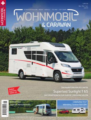 Wohnmobil & Caravan 5/19
