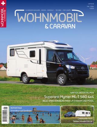 Wohnmobil & Caravan 1/20