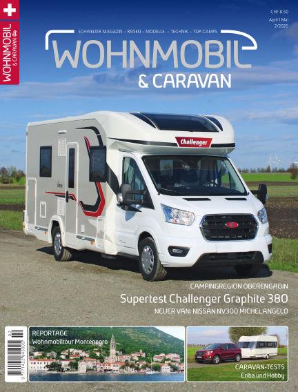 Wohnmobil & Caravan April 09, 2020 00:00