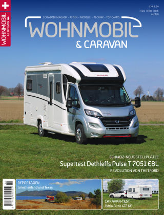 Wohnmobil & Caravan 4/20