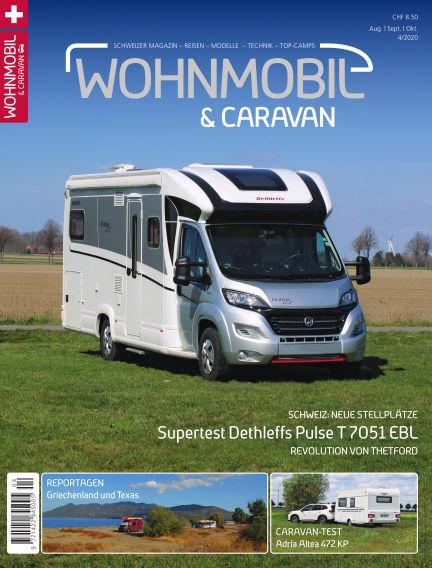 Wohnmobil & Caravan August 06, 2020 00:00