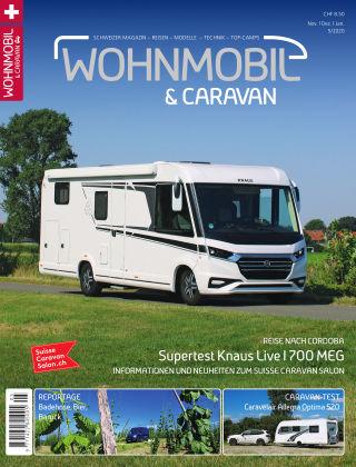 Wohnmobil & Caravan 5/20