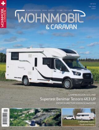 Wohnmobil & Caravan 1/21