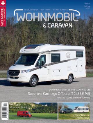 Wohnmobil & Caravan 2/21