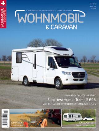 Wohnmobil & Caravan 3/21