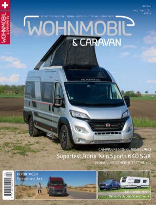 Wohnmobil & Caravan 4/21