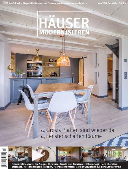Häuser modernisieren December 06, 2018 00:00