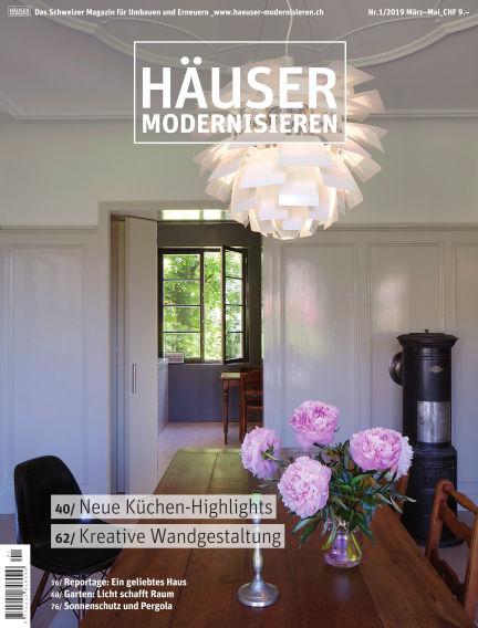 Häuser modernisieren March 23, 2019 00:00
