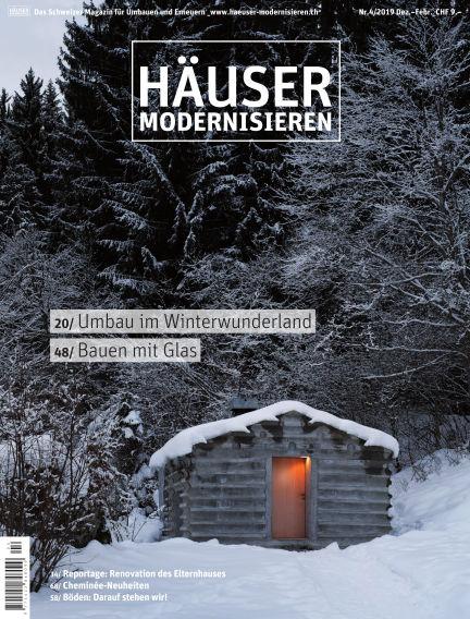 Häuser modernisieren December 05, 2019 00:00