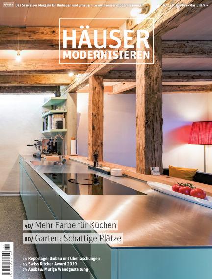 Häuser modernisieren March 05, 2020 00:00