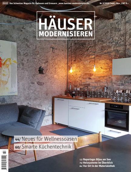 Häuser modernisieren August 20, 2020 00:00