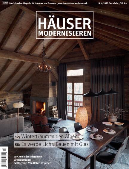 Häuser modernisieren December 03, 2020 00:00