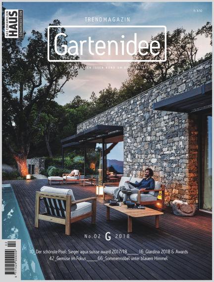 Trendmagazin Gartenidee May 03, 2018 00:00