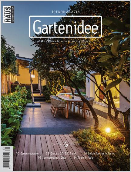 Trendmagazin Gartenidee May 02, 2019 00:00