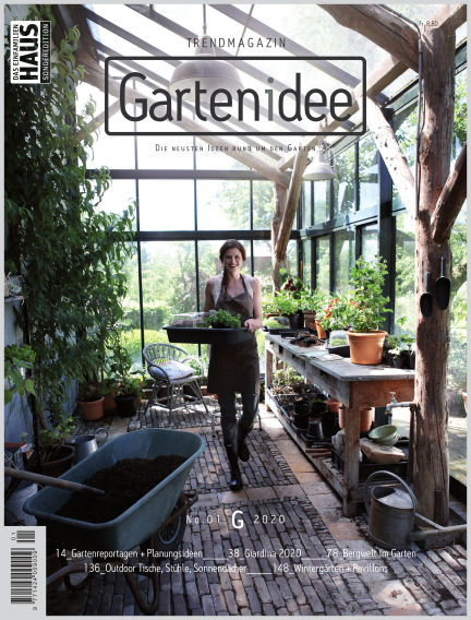 Trendmagazin Gartenidee February 27, 2020 00:00