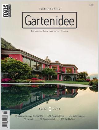 Trendmagazin Gartenidee 2/20