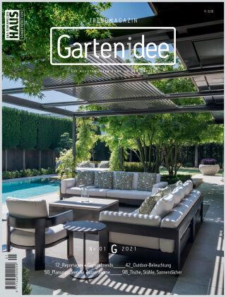 Trendmagazin Gartenidee 1/21