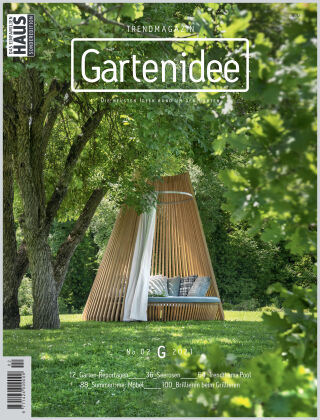 Trendmagazin Gartenidee 2/21
