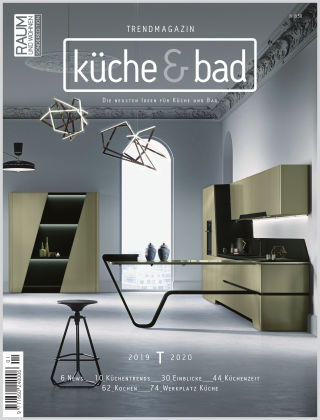 Trendmagazin Küche & Bad 1/19
