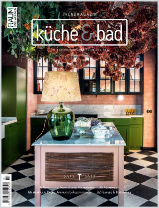 Trendmagazin Küche & Bad 1/21