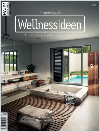 Trendmagazin Wellnessideen 1/20 (2021)