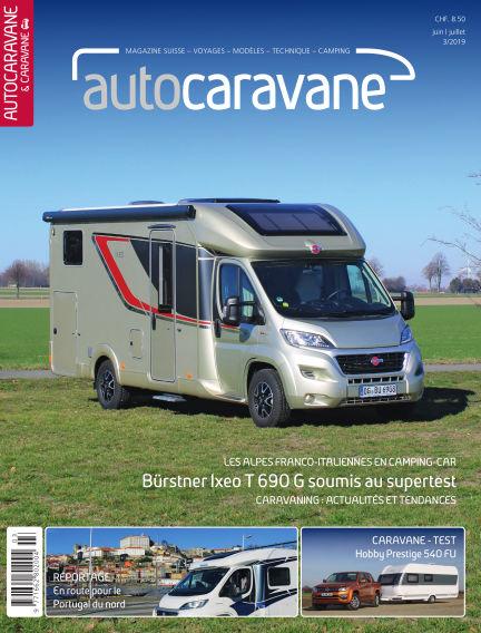 Autocaravane June 06, 2019 00:00