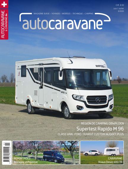 Autocaravane June 04, 2020 00:00