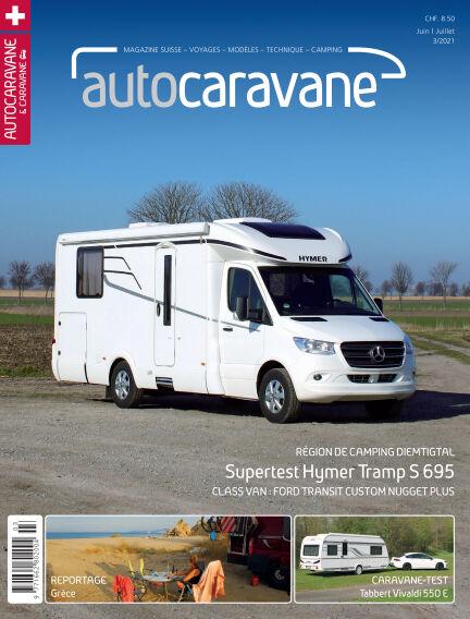 Autocaravane June 03, 2021 00:00
