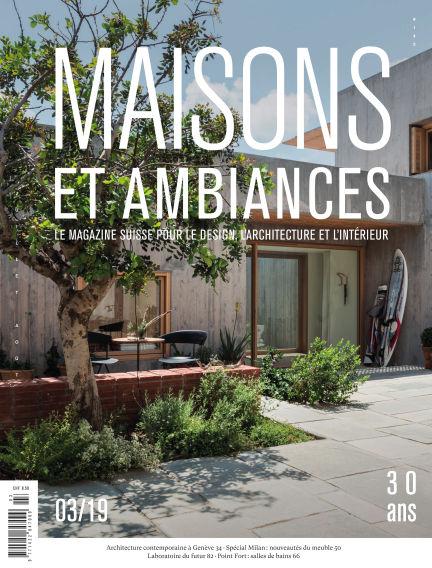 Maisons et Ambiances July 11, 2019 00:00